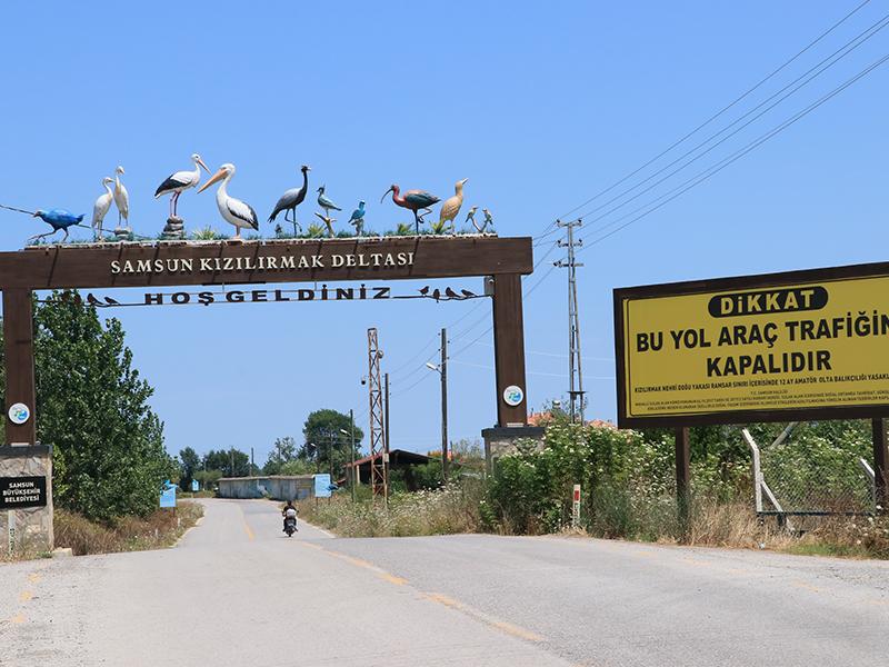 Samsun Kızılırmak Kuş Cenneti ziyaretçilerini bekliyor - Genel - Tarım TV